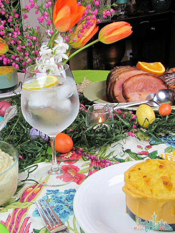Dinner Ideas For Easter Sunday  HoneyBaked Ham Holiday Dinner Without the Hassle