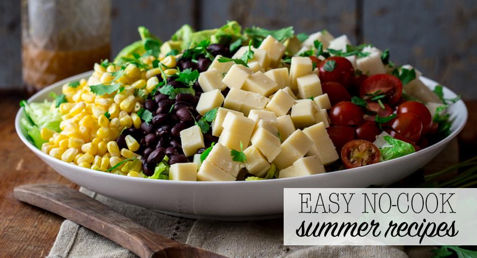 Dinner Ideas For Hot Summer Nights  Easy No Cook Meal Ideas For Hot Summer Nights