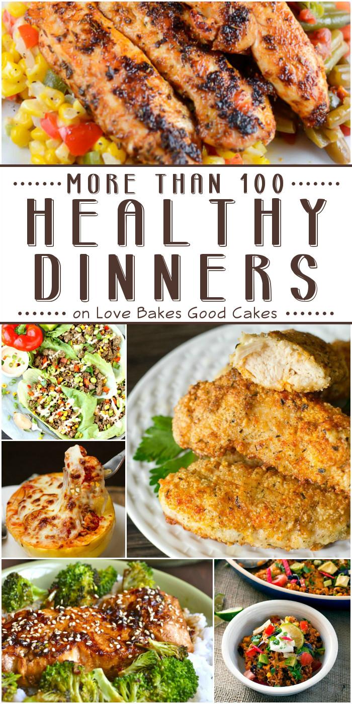 Dinner Ideas Healthy  Chicken Fettuccini with Peanut Sauce EatHealthy15