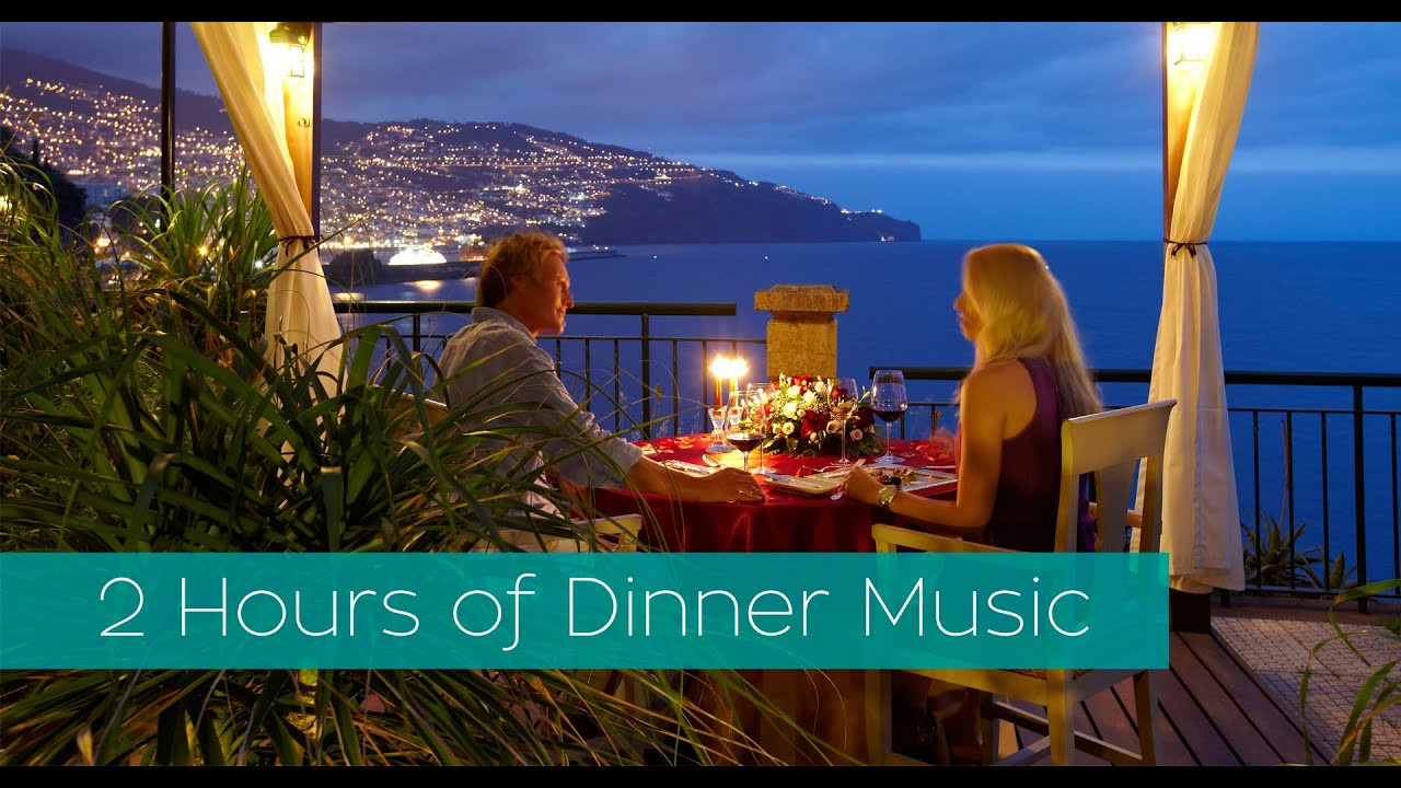 Dinner Music For Wedding  2 Hours of Wedding Dinner Music Music For Hotel Lobby