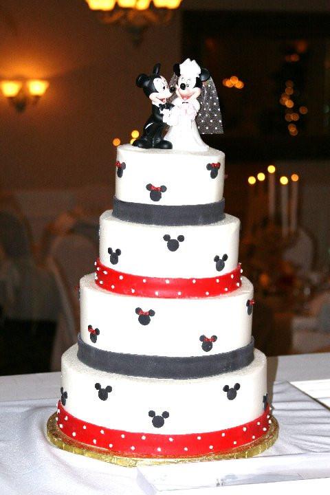 Disney Wedding Cakes  Disney Wedding Cake by SLeopardCub on DeviantArt