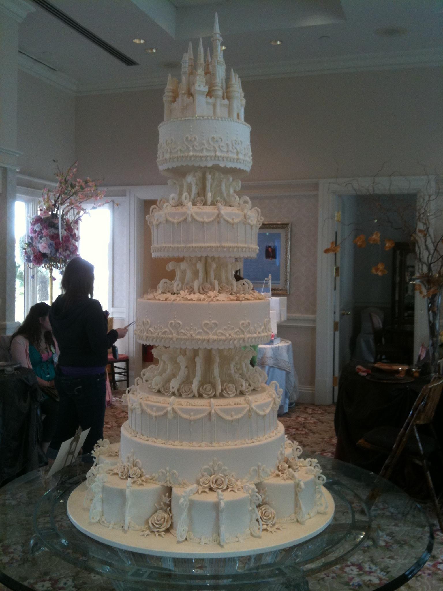 Disney Wedding Cakes  wedding cake toppers Cinderella Wedding Cake Toppers