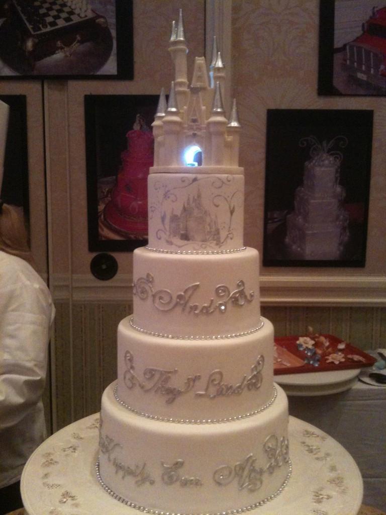 Disney Wedding Cakes  Cake s from the 2011 Disney's Fairy Tale Weddings