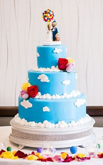 Disney Wedding Cakes  15 Disney Wedding Cakes To Make Your Big Day Special