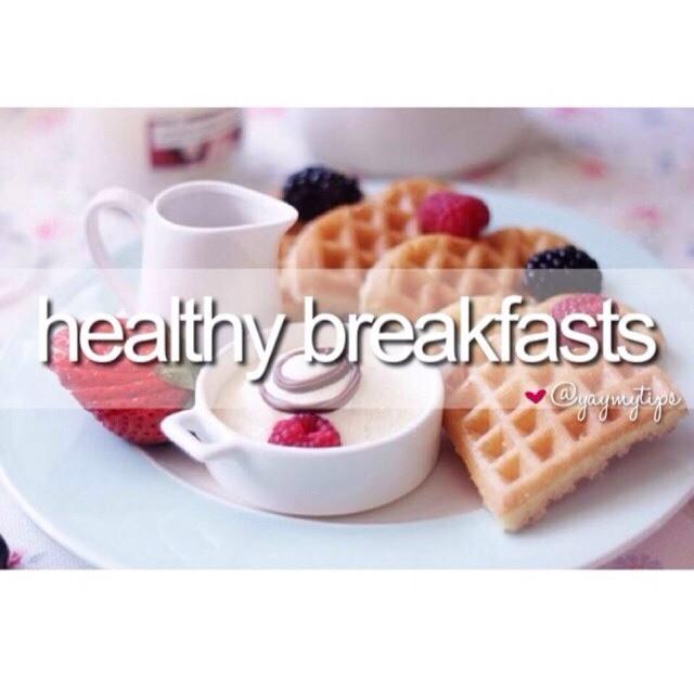 Diy Healthy Breakfast  DIY Healthy Breakfasts Musely