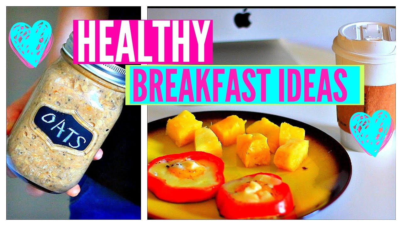 Diy Healthy Breakfast  DIY Healthy Breakfast Ideas For School Easy Recipes