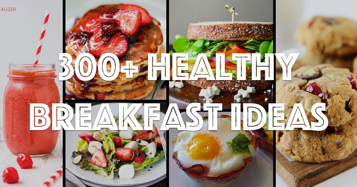 Diy Healthy Breakfast  simple healthy breakfast recipes