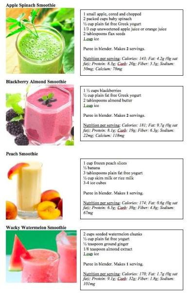 Diy Healthy Smoothies  DIY Delicious Homemade Smoothies Find Fun Art Projects