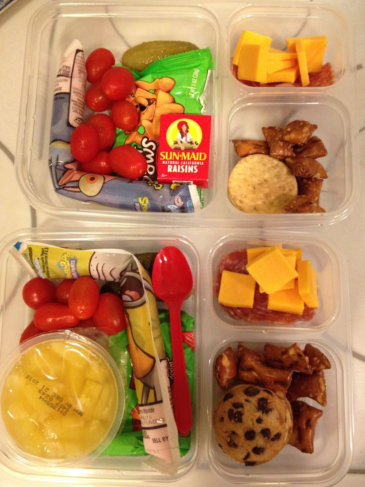 Diy Healthy Snacks  20 best images about DIY lunchables on Pinterest