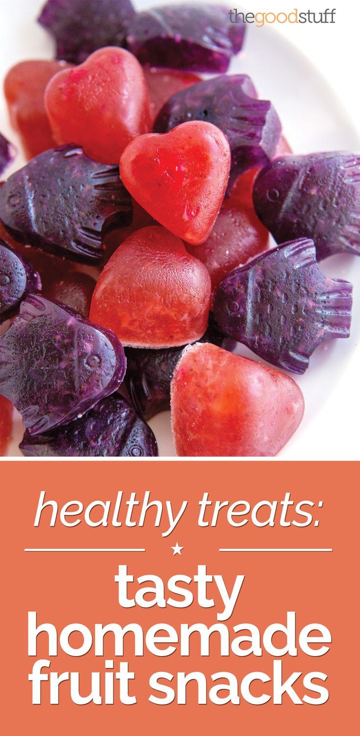 Diy Healthy Snacks  25 bästa idéerna om Fruit snacks på Pinterest