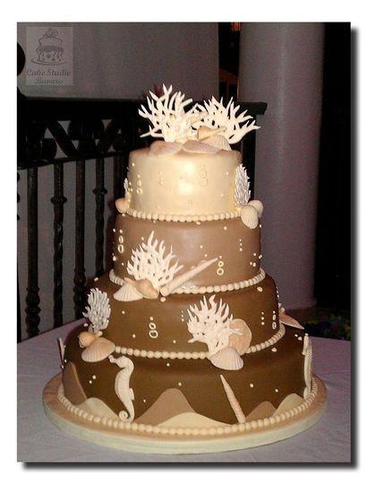 Dominican Wedding Cakes  Cake Studio Bavaro Wedding Cake Bavaro WeddingWire