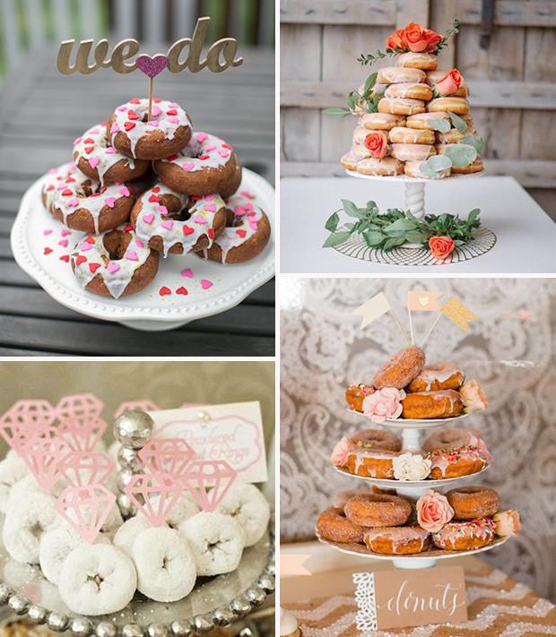 Donut Wedding Cakes  The Best Wedding Cake Alternatives