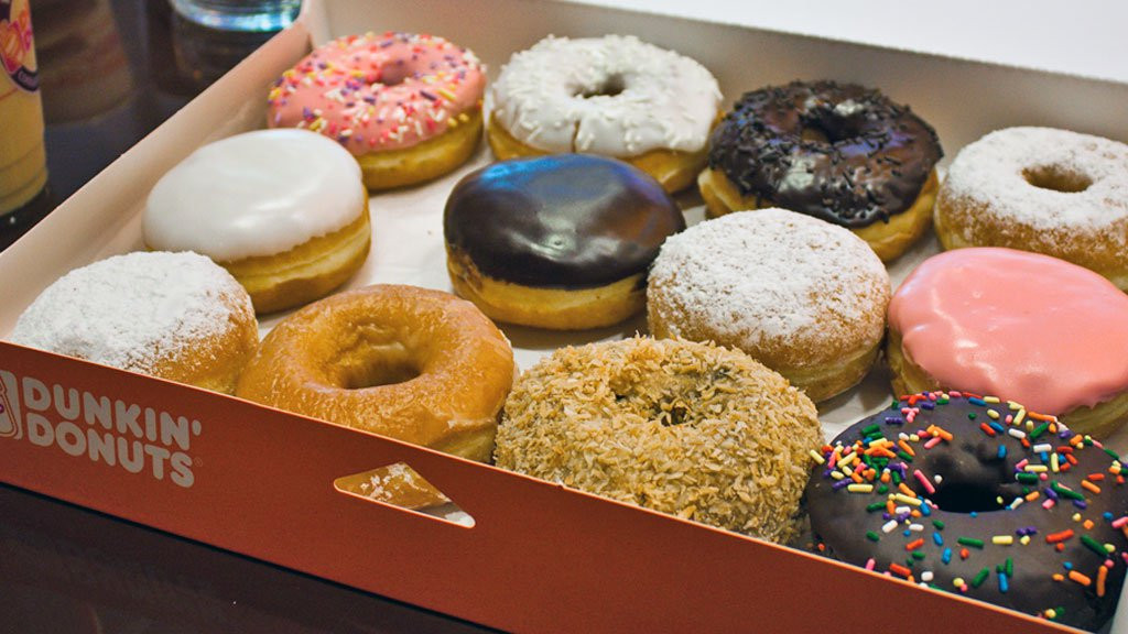 Dunkin Donuts Healthy Breakfast  The Healthiest and Worst Doughnuts Breakfast Sandwiches