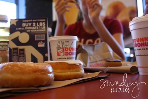 Dunkin Donuts Healthy Breakfast  Healthy Breakfast Options At Dunkin Donuts