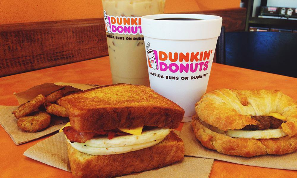 Dunkin Donuts Healthy Breakfast  8 Genius Hacks To Save Money At Dunkin Donuts