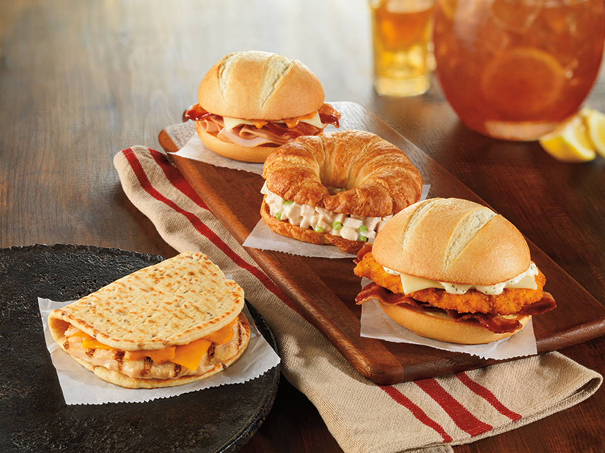 Dunkin Donuts Healthy Breakfast  Dunkin Donuts Says It s Sandwiches Are Snacks Not Lunch