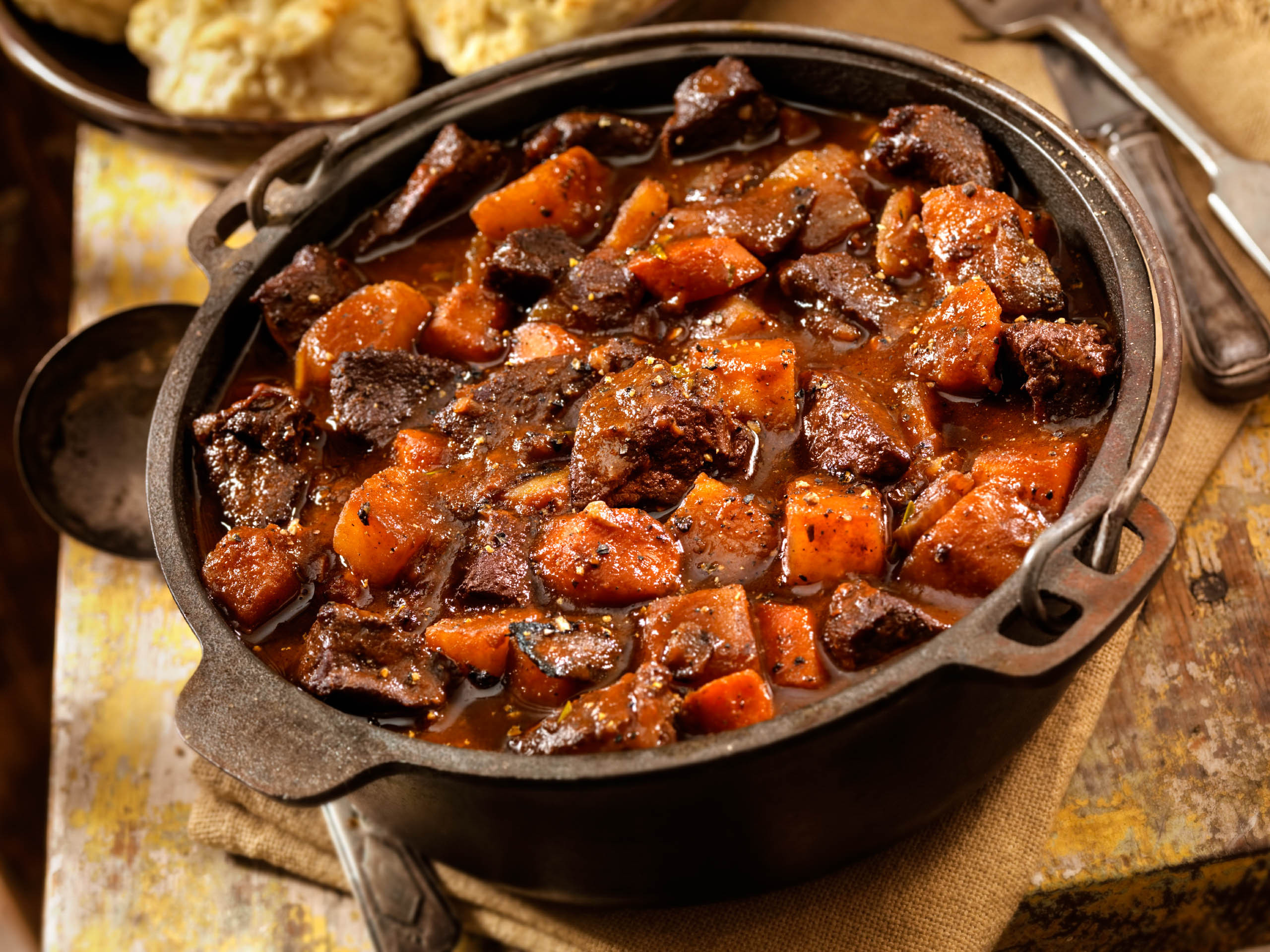 Dutch Oven Beef Stew Camping  Dublin Tipps Entdeckt Irlands Hauptstadt