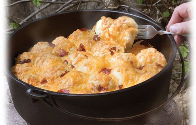Dutch Oven Camping Recipes Breakfast  25 Hearty Breakfast Recipes To Try Your Next Camping Trip