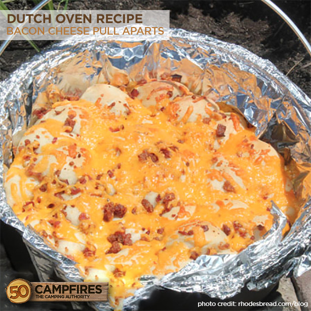 Dutch Oven Camping Recipes Breakfast  dutch oven camping recipes