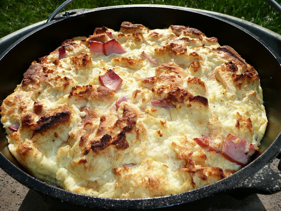 Dutch Oven Camping Recipes Breakfast  20 Easy Dutch Oven Camping Recipes Campfire Cooking with