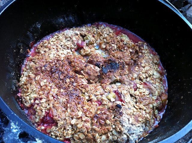 Dutch Oven Desserts Camping  52 best images about Dutch Oven Desserts on Pinterest