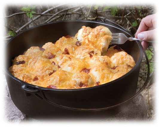 Dutch Oven Desserts Camping  25 Delicious Camping Recipes Six Sisters Stuff