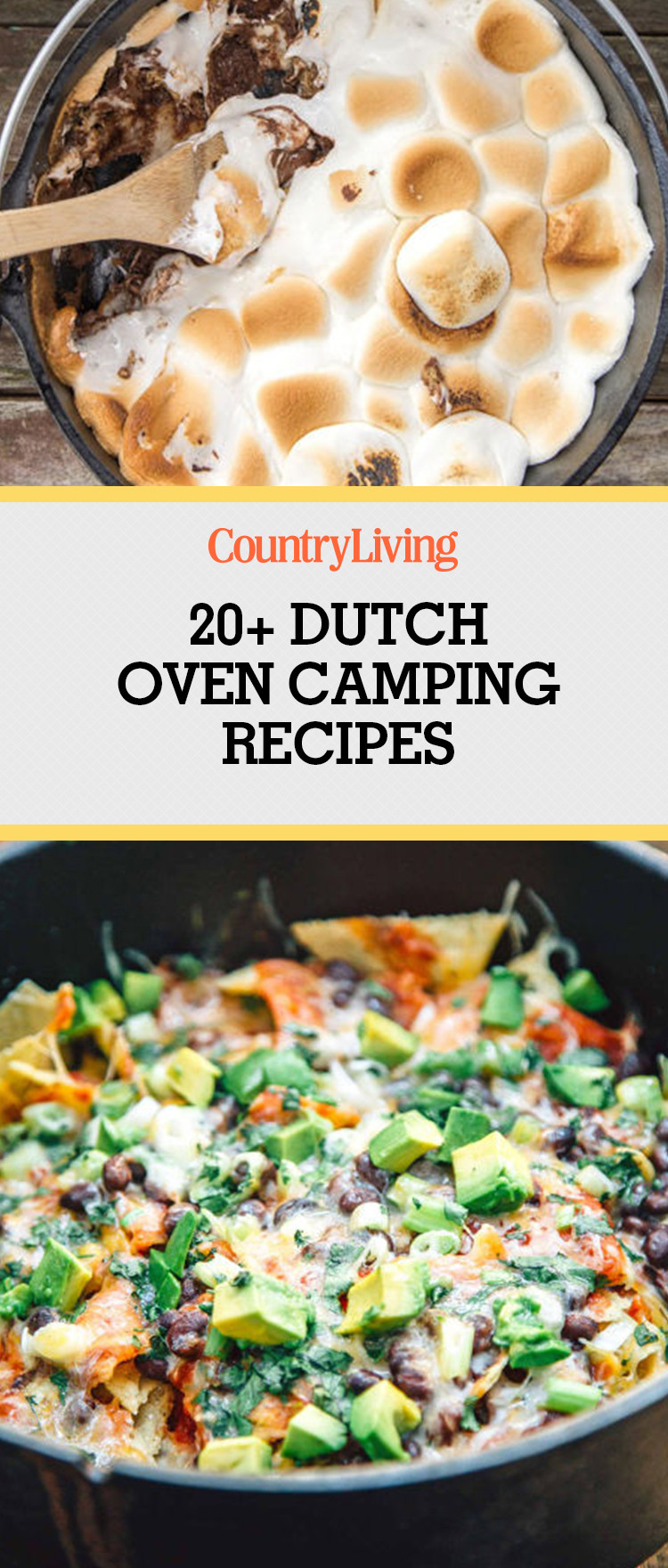 Dutch Oven Dinners Camping  21 Easy Dutch Oven Camping Recipes Campfire Cooking with