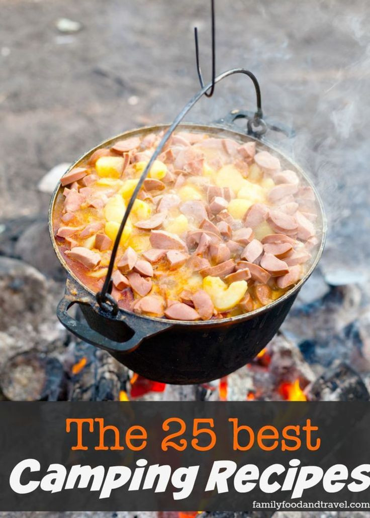 Dutch Oven Dinners Camping  25 Amazing Camping Recipes that will make your