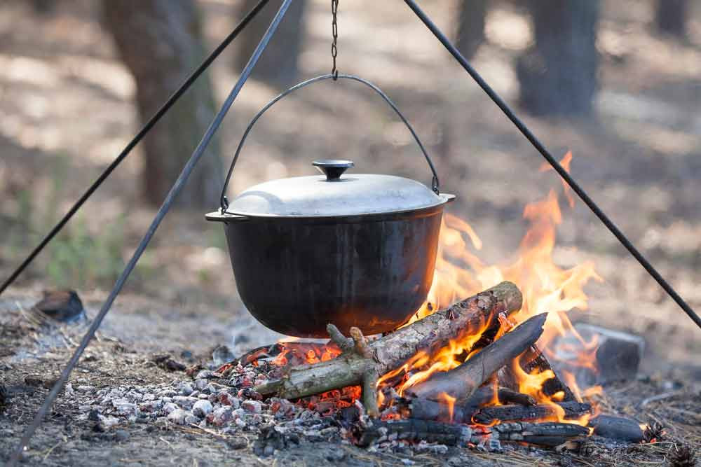 Dutch Oven Dinners Camping  35 Dutch Oven Camping Recipes That Will Take Your Cookout