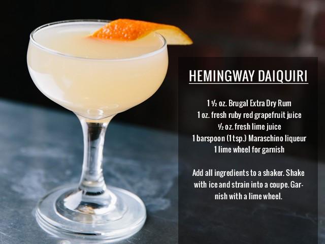 Earheart Healthy Weight Loss Recipes  Hemingway Daiquiri Recipe – Blog Dandk