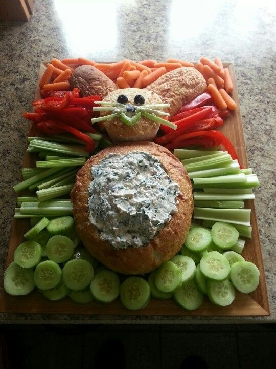 Easter Appetizers Pinterest  Easter Appetizer Holidays