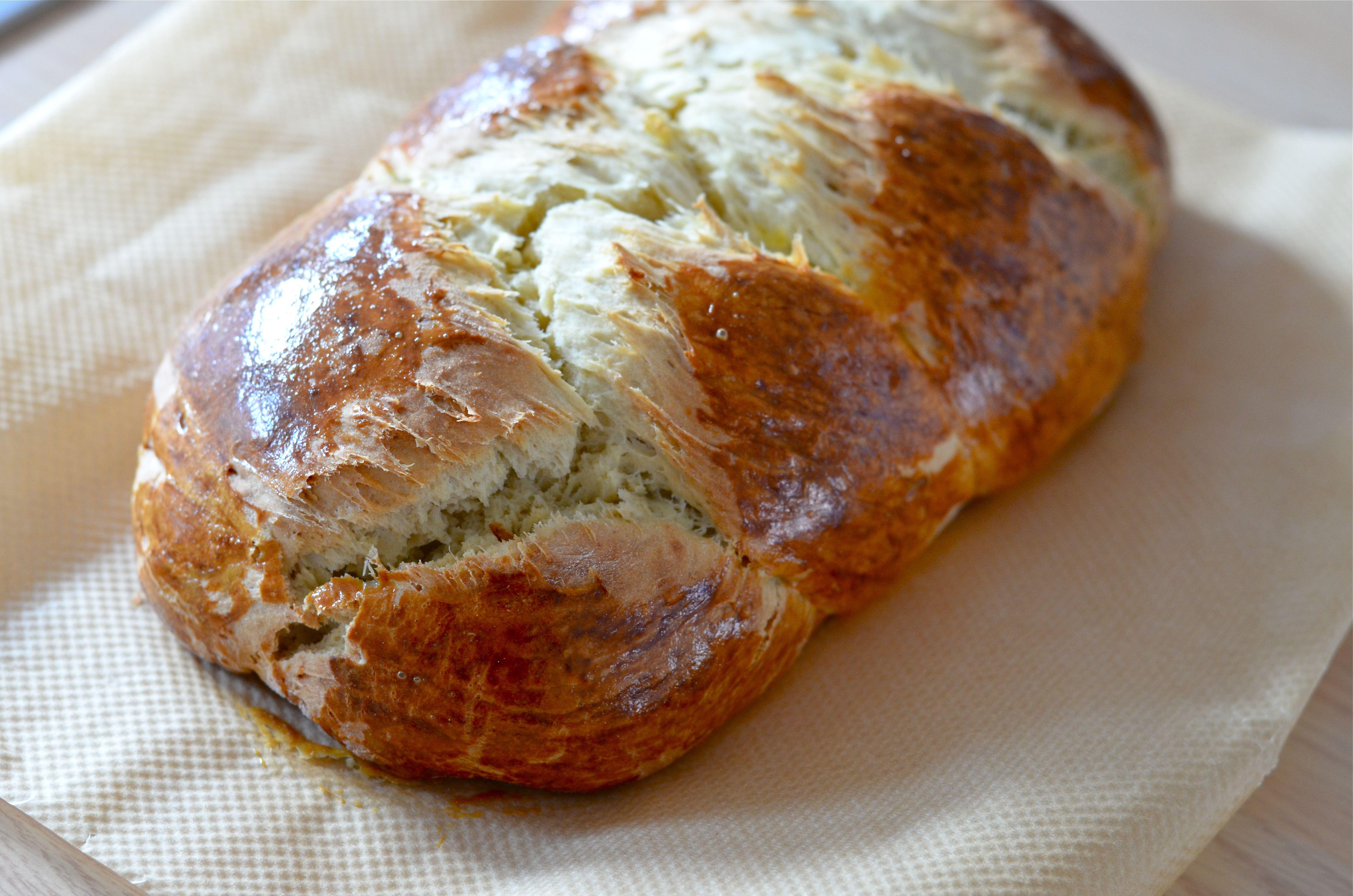 Easter Bread German  German Easter Classic – Braided Yeast BreadThe Taste