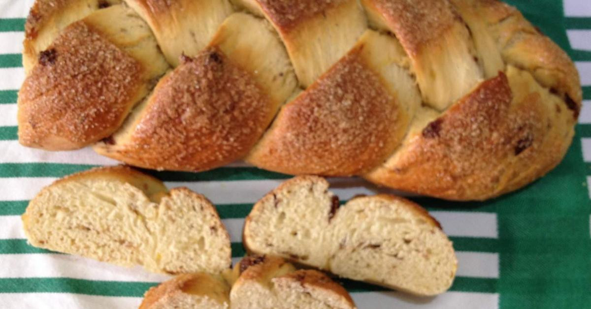 Easter Bread German  Osterzopf Traditional German Easter Bread by osram A