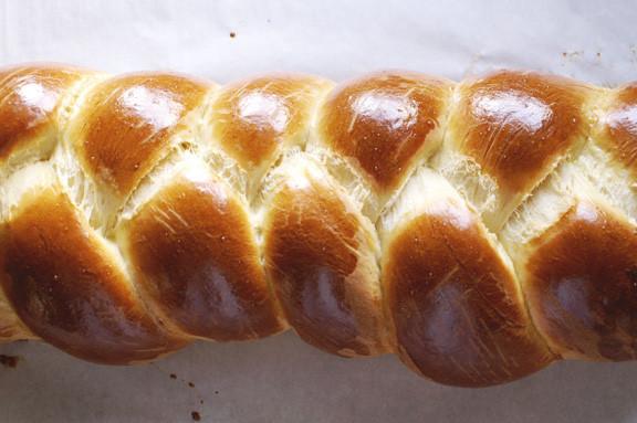Easter Bread Greek  tsoureki [greek easter bread ] – A Periodic Table