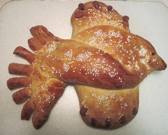 Easter Bread History  Easter Dove Bread La Colomba di Pascua