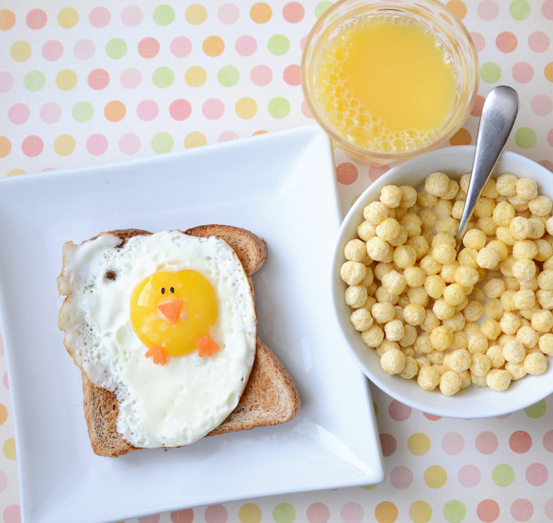 Easter Breakfast for Kids top 20 Food Art An Easter Breakfast for Kids · Kix Cereal
