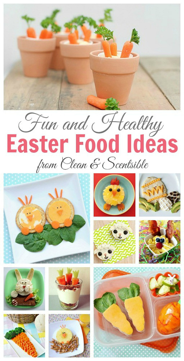 Easter Breakfast Ideas For Kids  Easter Breakfast Ideas for Kids Clean and Scentsible