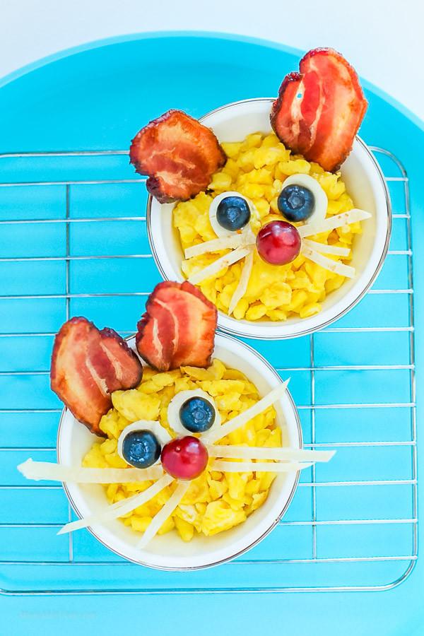 Easter Breakfast Ideas For Kids  Easter Bunnies Breakfast Idea for Kids TGIF This
