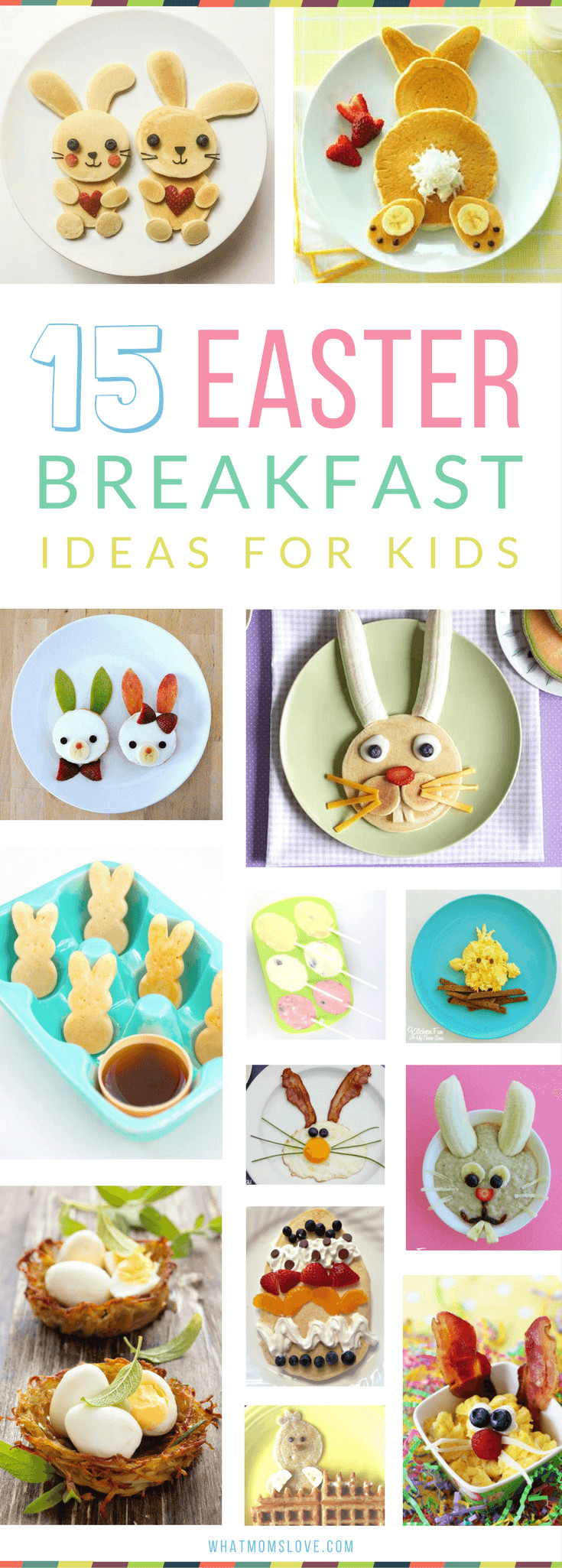 Easter Breakfast Ideas For Kids  A Day s Worth Creative Easter Eats Breakfast Lunch