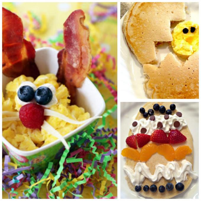 Easter Breakfast Ideas For Kids  Easter Breakfast Ideas for Kids