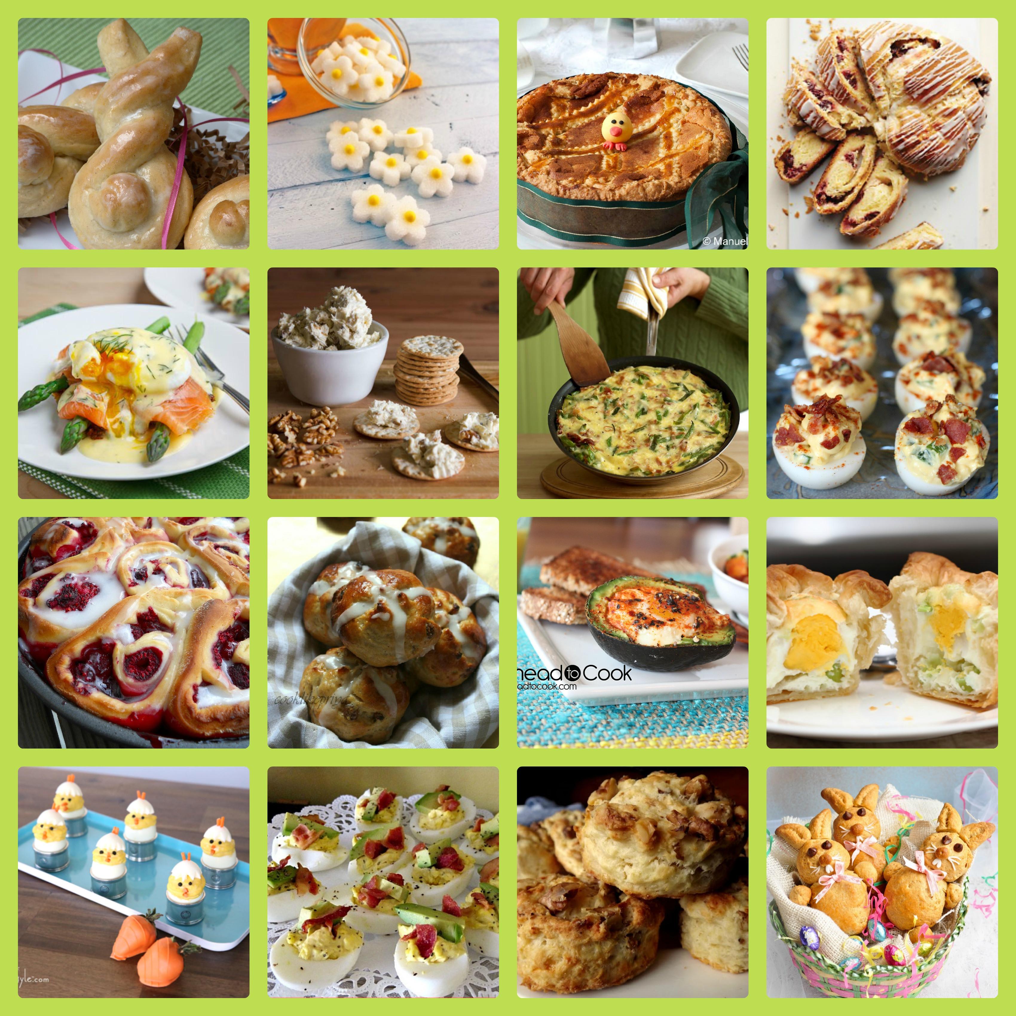 Easter Breakfast Recipes  Last Minute Easter Ideas – ginger lemon & spice