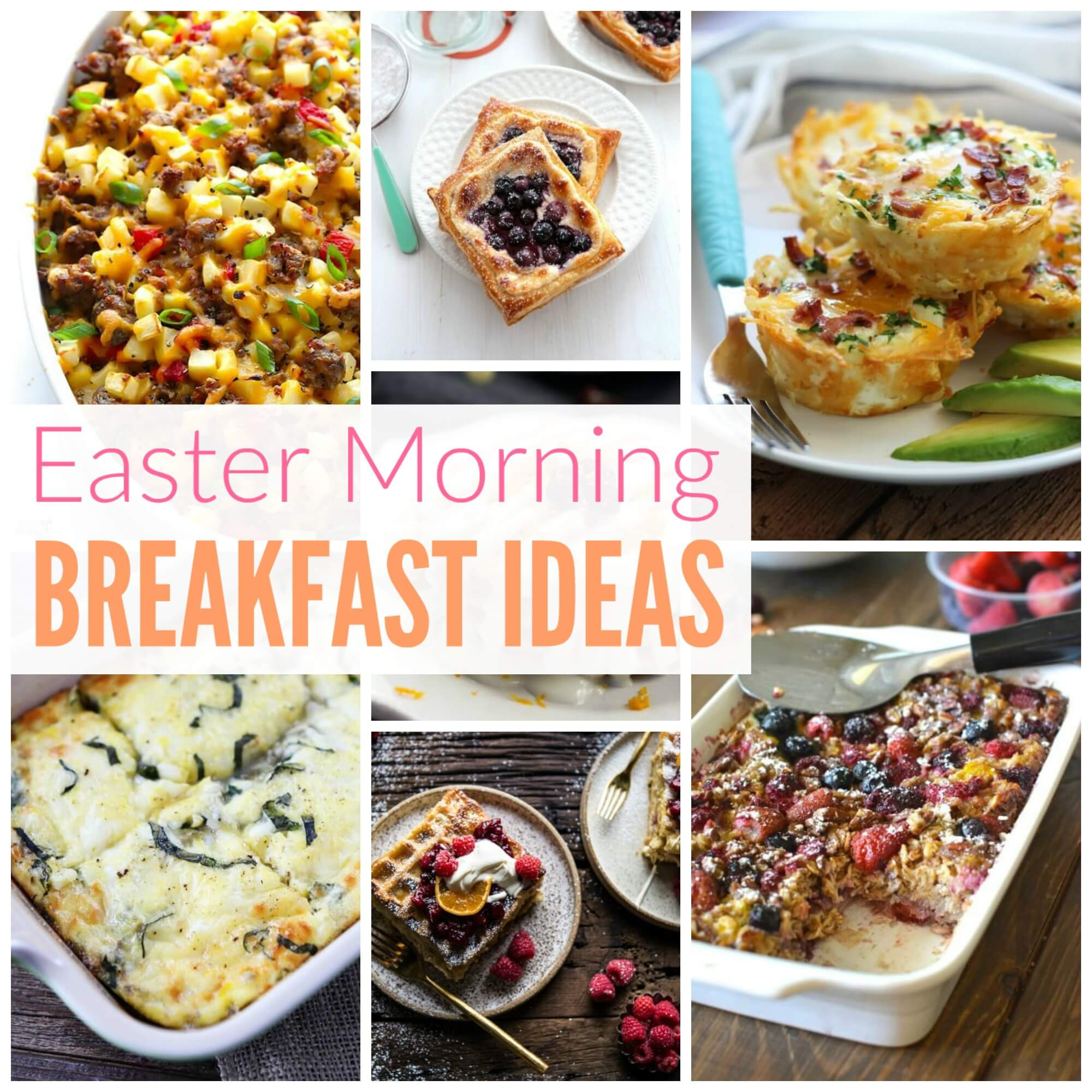 Easter Breakfast Recipes  Easter Breakfast Ideas and Brunch Recipes