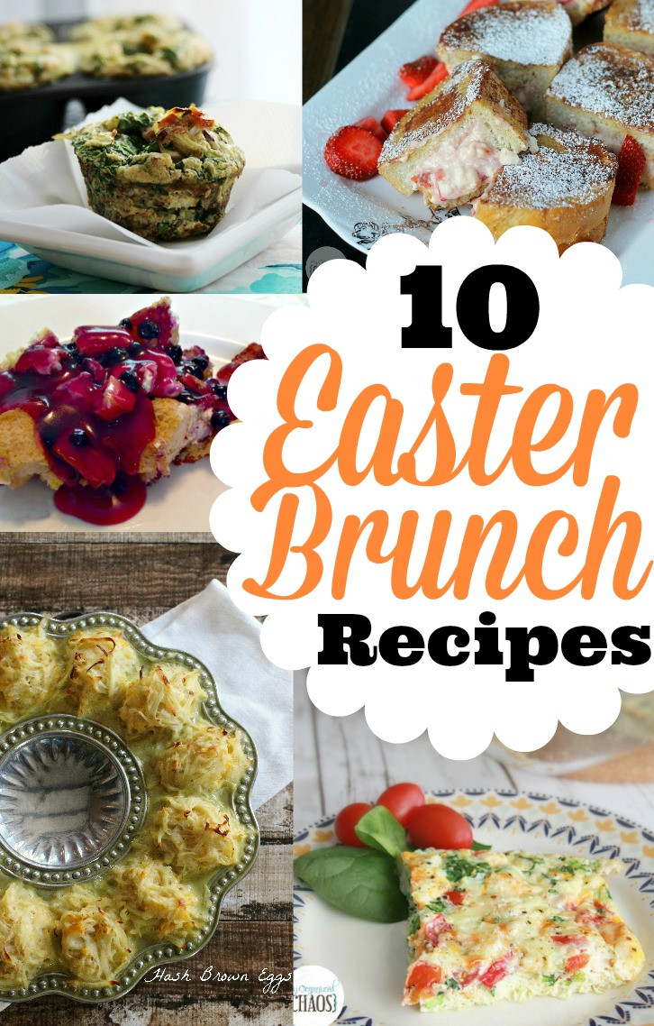 Easter Breakfast Recipes  10 Easter Brunch Recipes you must check out Tales of a