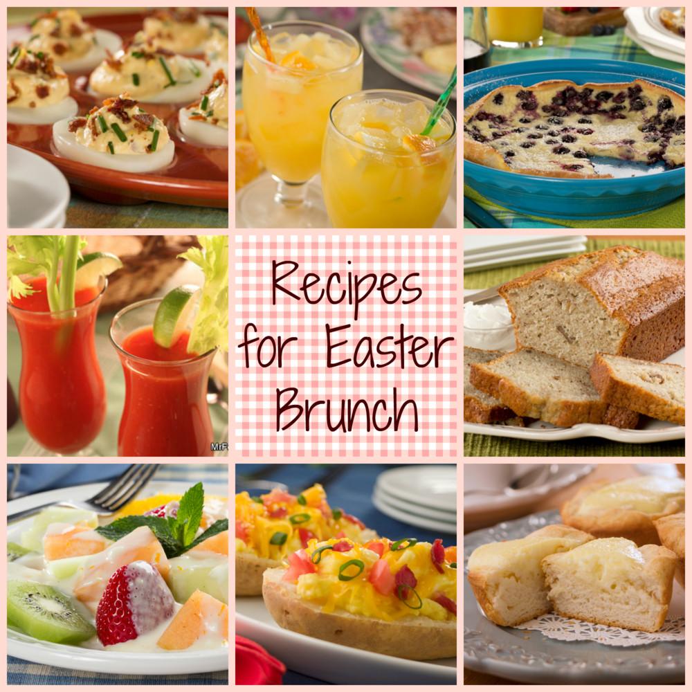 Easter Brunch Desserts  Easter Brunch Recipe Bonanza 12 Recipes for Easter Brunch