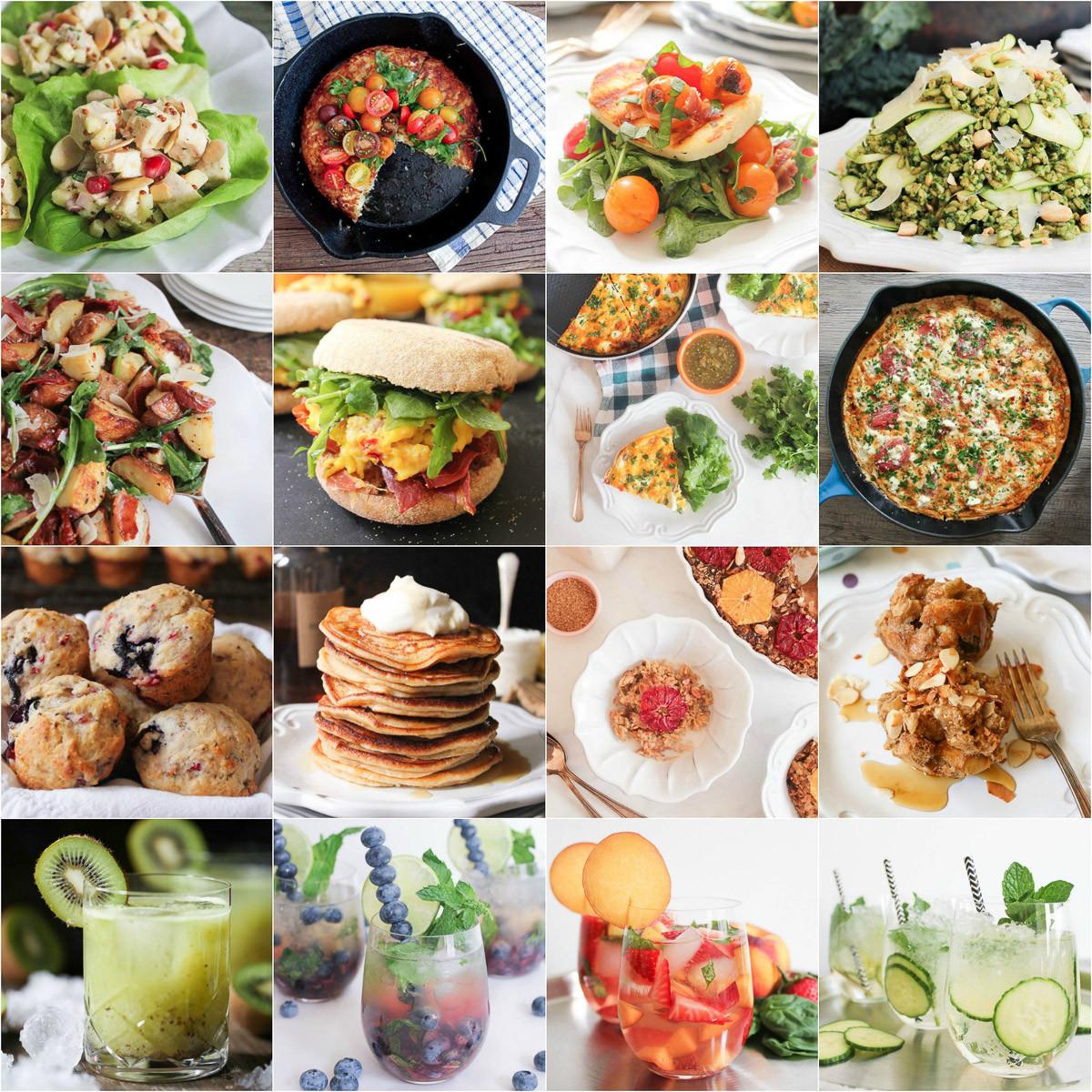 Easter Brunch Desserts  30 Recipes for the Ultimate Easter Brunch Domesticate ME
