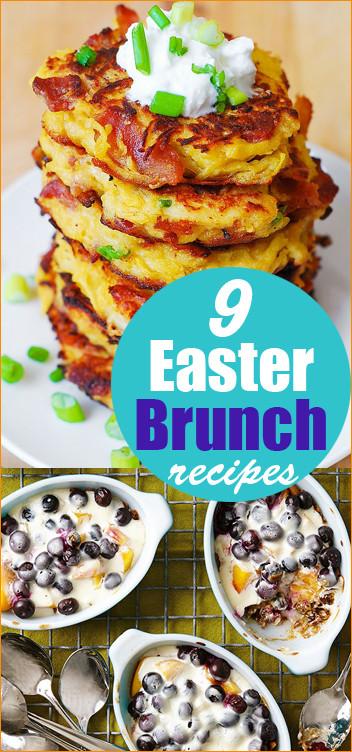 Easter Brunch Desserts  Easter Brunch Paige s Party Ideas