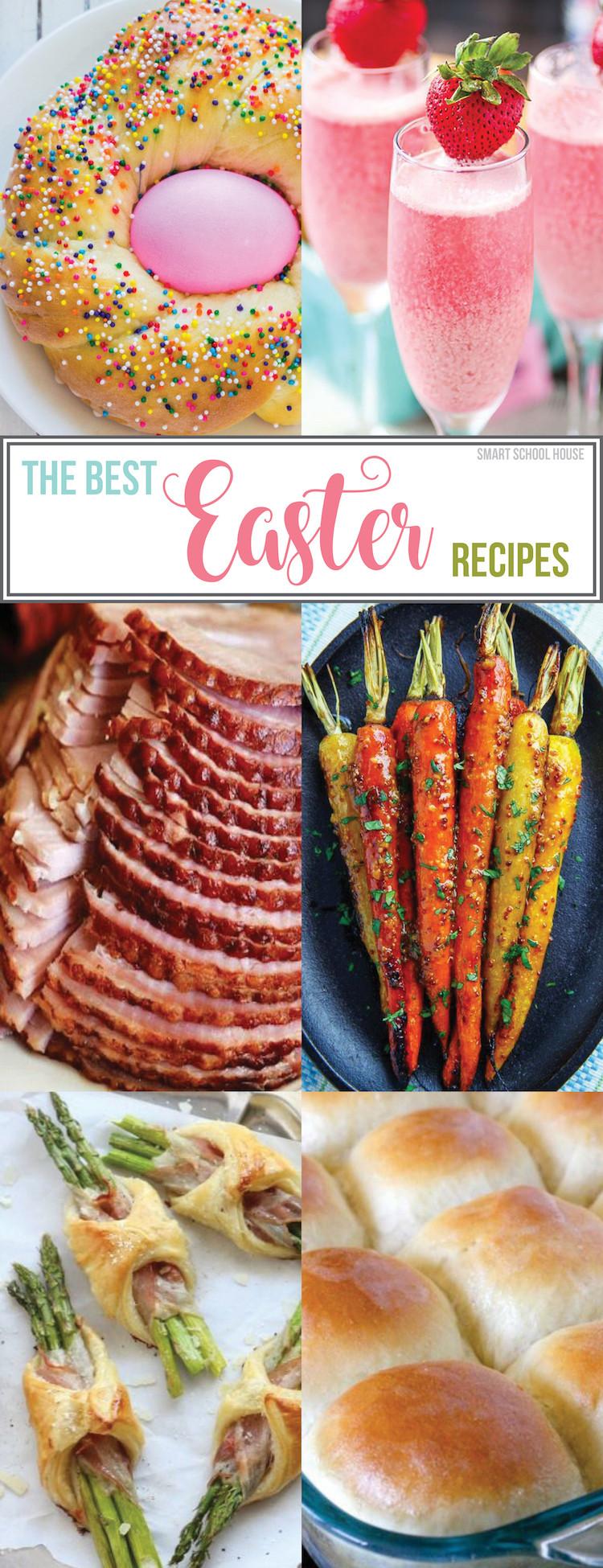 Easter Brunch Desserts  The Best Easter Recipes Smart School House