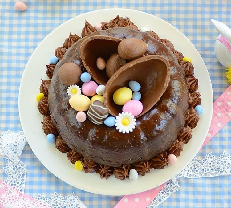 Easter Bundt Cake  Bundt Easter cake