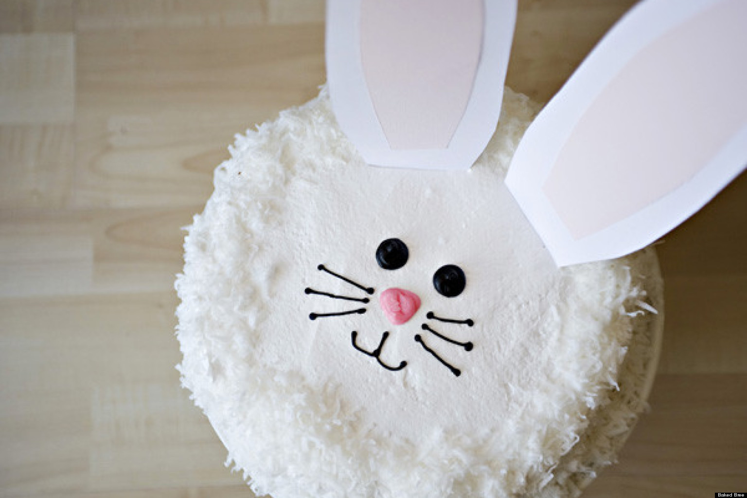 Easter Bunny Cake Recipe  Bunny Dessert Recipes Are The Most Adorable Way To