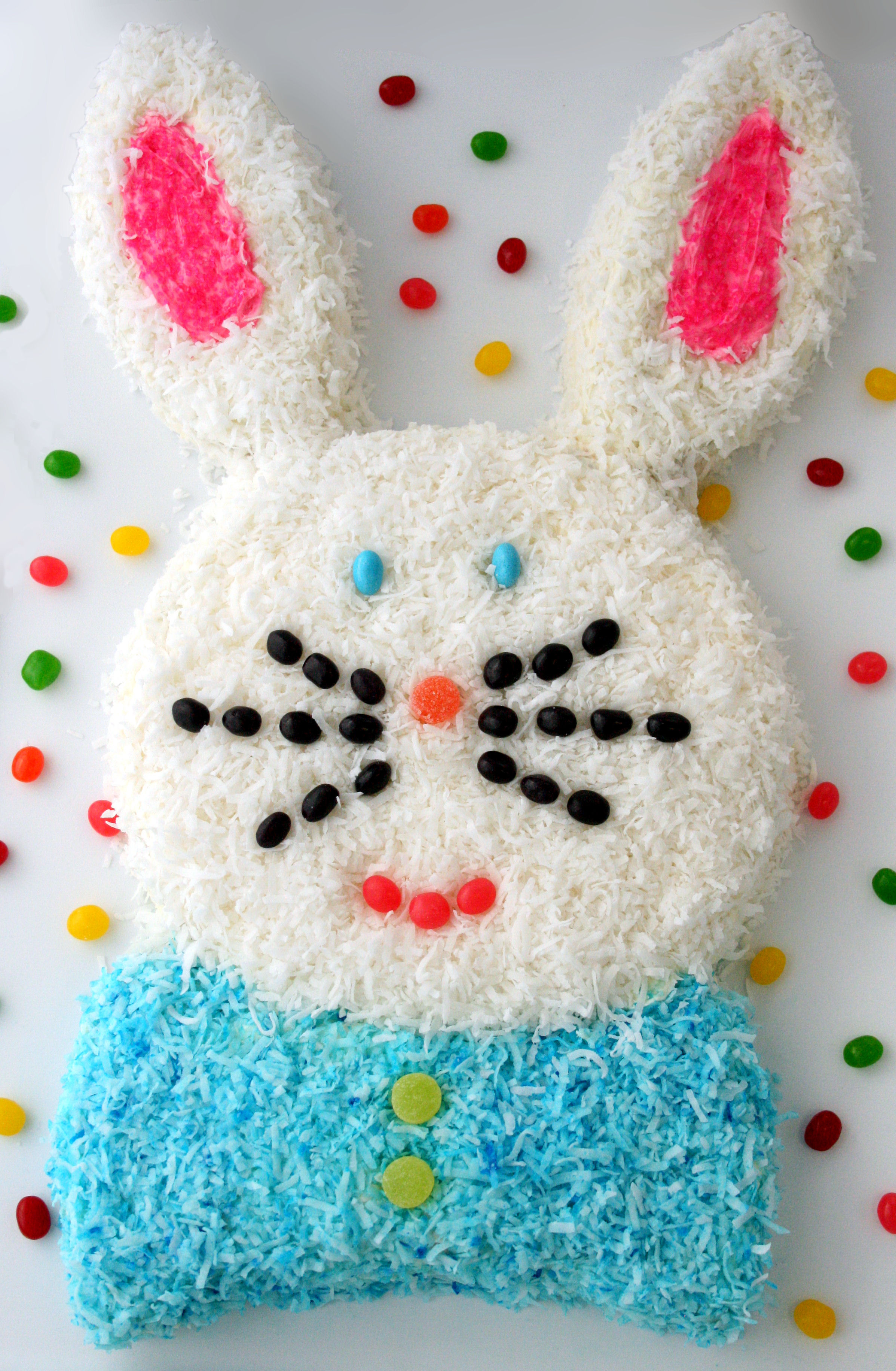 Easter Bunny Cake Recipe the Best Easter Bunny Cakes – Decoration Ideas